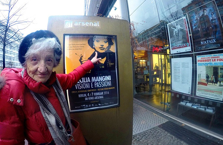 Cecilia Mangini - Visioni e Passioni a Berlino