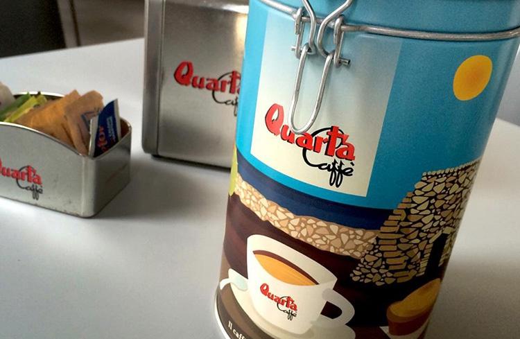 Abbiamo ridisegnato il gusto del 'Caffè tipico del Salento'